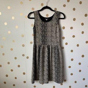 Jack By BB Dakota Fit & Flare Dress